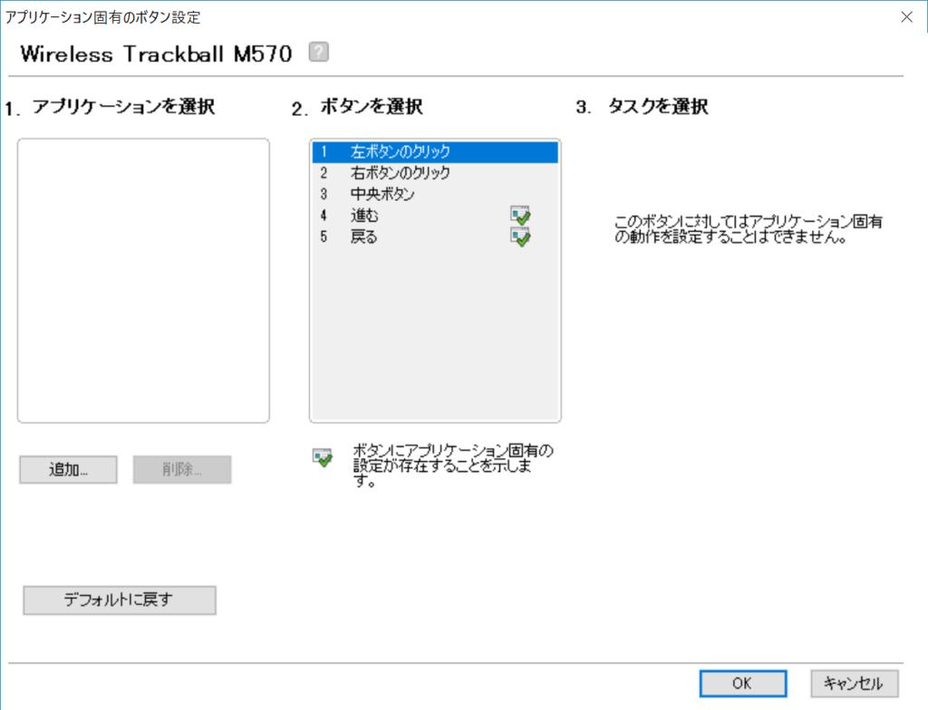 M570 固有の動作