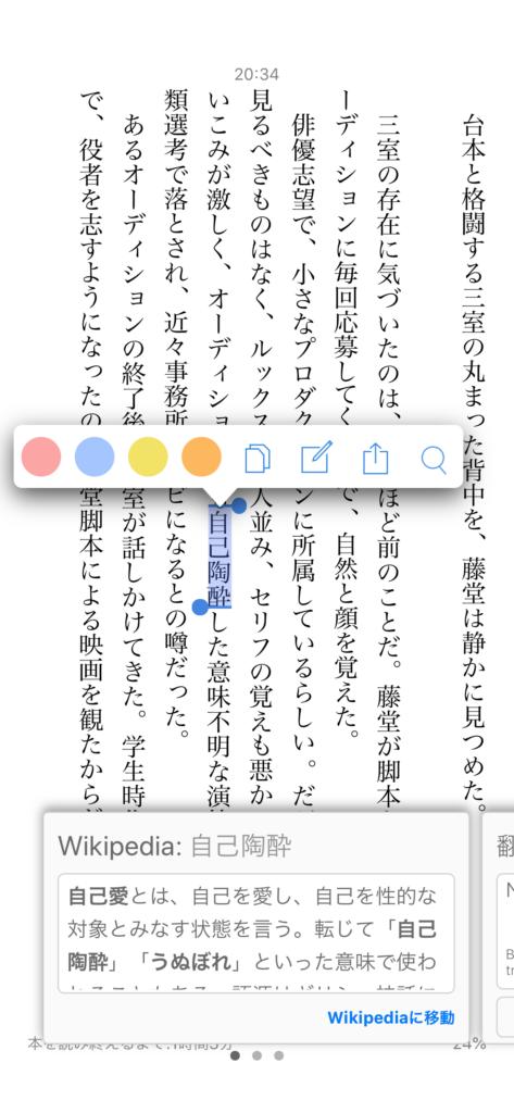 Kindle 辞書