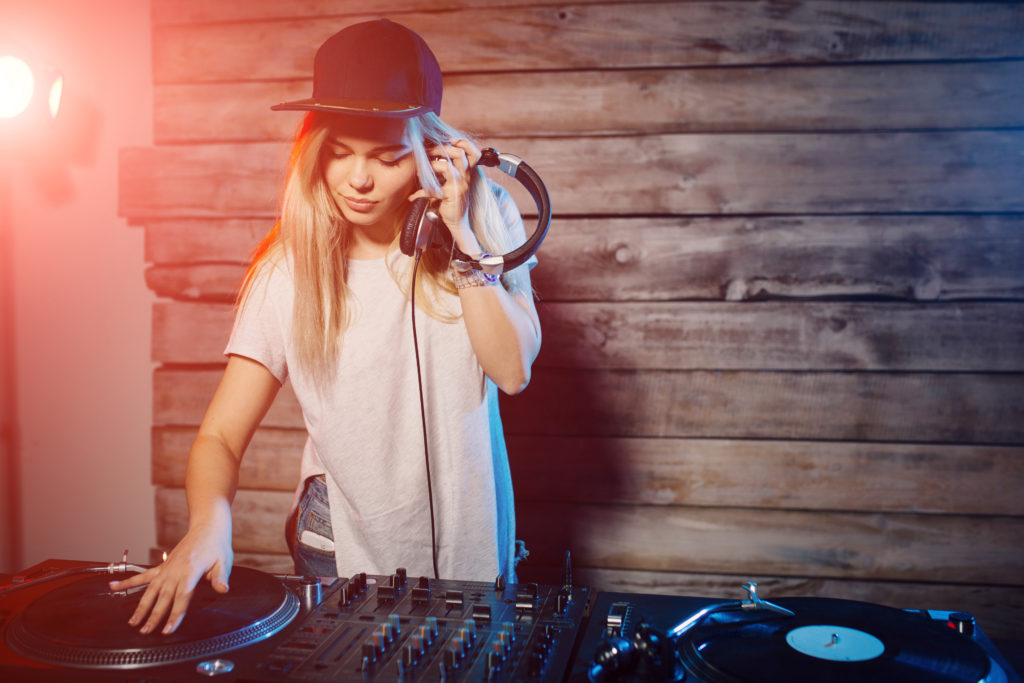 DJのアレ